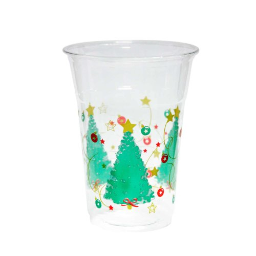 Plastic Christmas Cups Plastic Drink Cups