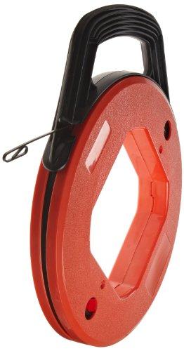 """Morris Products 52242 Steel Fishtape, 1/8"""" X 1/16"""" Fishtape Size, 100Ft Length"""