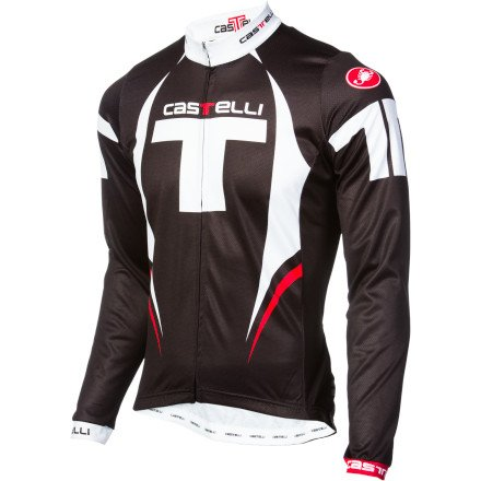 Buy Low Price Castelli Free Jersey – Long-Sleeve – Men's (B0093QAZDY)