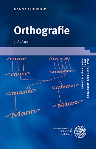 orthographie bedeutung