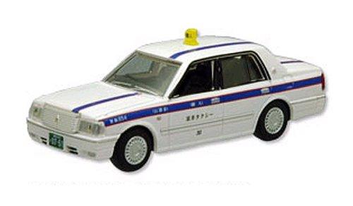 ザ・カーコレクション80 80HG 004 クラウンセダン 個人タクシー