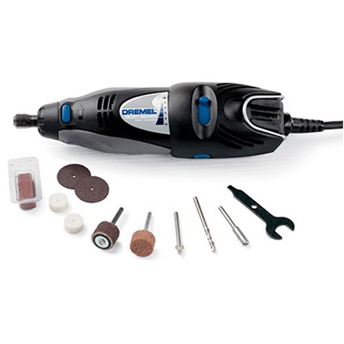 Dremel 300-N/10 300 Series 1.15 Amp 5,000 to 35,000 RPM Variable Speed Rotary Tool with 10 Accessories