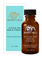 ASDM Beverly Hills 40% Glycolic Acid Peel, 2 Ounce