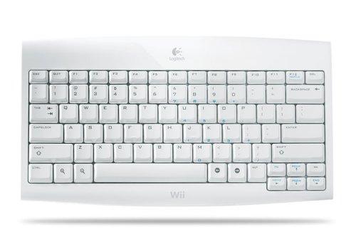 Logitech Wii Cordless Keyboard
