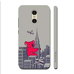 Enthopia Designer Hardshell Case Koala Kong Back Cover for Xiaomi Redmi Pro