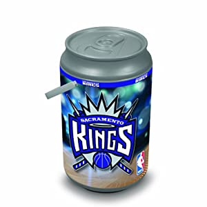 NBA Sacramento Kings Insulated Mega Can Cooler, 5-Gallon by Picnic Time