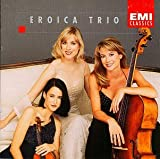 : Gershwin: 3 Preludes / Ravel: Piano Trio / Godard: Berceuse from Jocelyn / Schoenfeld: Cafe Music