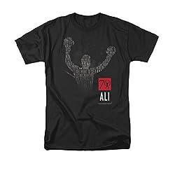 Muhammad Ali Arms Raised T-Shirt