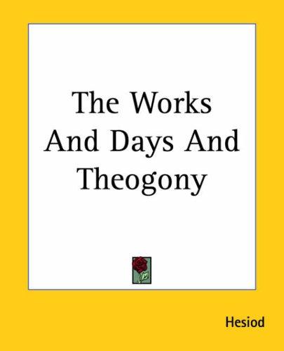 theogony analysis