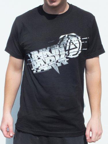 Rgm813 Linkin Park Slice N Dice T-Shirt Licensed Size: Large