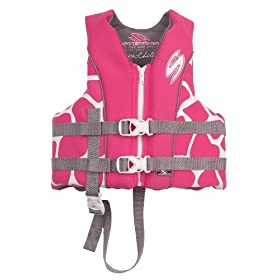 Stearns Girls Hydroprene Life Jacket