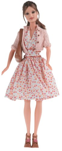 Buy Barbie Fashion Fever Teresa With Dress And Sweater
