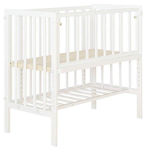 大人のベッドにつけて添い寝できるベビーベッド そいねーる ベビーベッド カラー/ホワイト