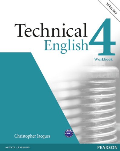 Technical English Level 4 Workbook with Audio CD and Answer Key