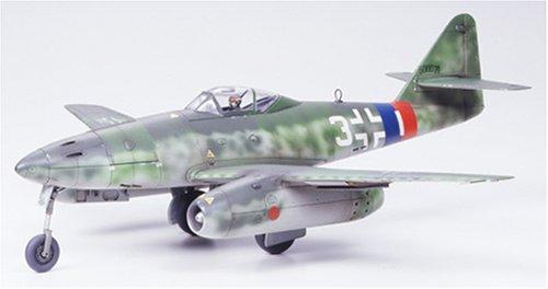Tamiya - 61087 - Maquette - Messerschmitt ME262A-1A - Echelle 1:48