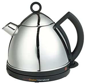 Chef's Choice 685 International Deluxe Cordless Electric Teakettle