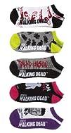 Multi Colored Walking Dead Women's Lo…