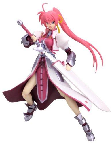 Figma Signum Magical Girl Lylical Nanoha Striker S Figure Import Japan [Toy] (japan import)
