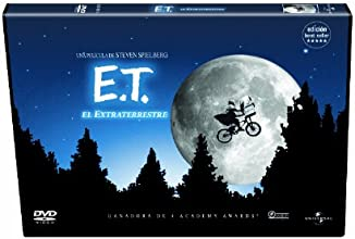 E.T. El Extraterrerestre (Ed. Horizontal) [DVD]
