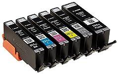 Canon インクタンク BCI-351XL(BK/C/M/Y/GY)+BCI-350XL 6色マルチパック(大容量) BCI-351XL+350XL/6MP