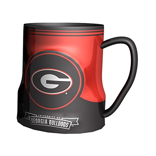 Georgia Bulldogs Coffee Mug - 18oz Game Time (Bulldog Coffee compare prices)