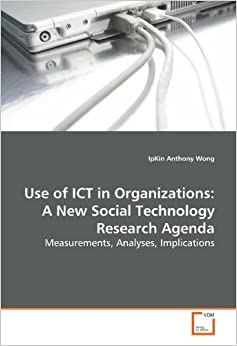 implications of new technologies on organisations The hrm implications of new technology in organisations issue: the issue facing the organisation is whether or not to adopt a new technological system in.
