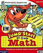 Jump Start First Grade Math