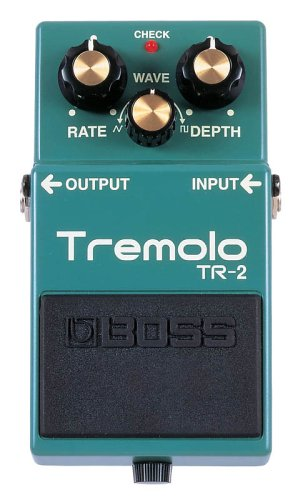 Гитара Boss Tr-2 Tremolo Pedal (japan import)