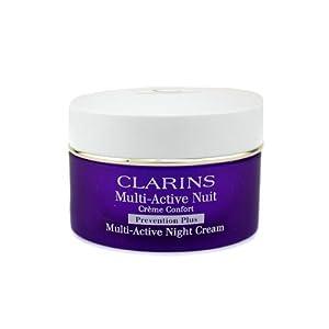 Clarins Prevention Plus Muti-Active Night Cream, 1.7-Ounce Box