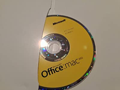 Microsoft Office Mac Home and Business 2011 - 2 License Pack