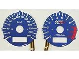 オダックス(Odax)  ELメーターパネル BC type ダークブルーパネル GSX1400/Z(03-) OXP-311524-BC