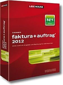 Lexware Faktura+Auftrag 2012 (Version 16.00)