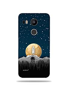 alDivo Premium Quality Printed Mobile Back Cover For LG Google Nexus 5X / LG Google Nexus 5X Back Case Cover (MKD165)
