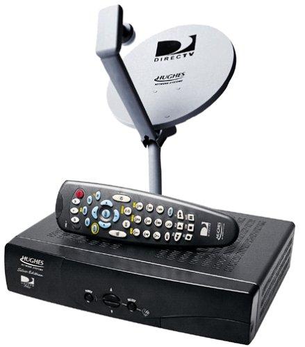 Cheapest Prices! Hughes HSYS-E1132 Silver Series Basic Dual-LNB DIRECTV Satellite System