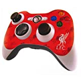Official Liverpool FC Xbox 360 Controller Skin - A Great Gift / Present For Men, Boys, Sons, Husbands, Dads, Boyfriends For Christmas, Birthdays, Fathers Day, Valentines Day, Anniversaries Or Just As A Treat For Any Avid Football Fan