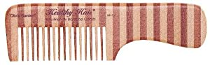 Olivia Garden Healthy Hair Eco-Friendly Bamboo Detangling Comb HH-C3