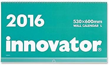 イノベーター 2016 カレンダー 壁掛け L 30070006