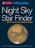 Night Sky Star Finder (Collins Wild Guide) (0007177917) by Dunlop, Storm