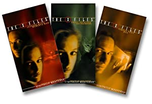 Amazon.com: The X-Files - Wave 8 Triple Pack [VHS]: David Duchovny