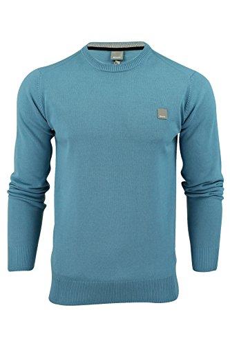 Bench - Maglione da uomo, blu(mid blue), 2XL