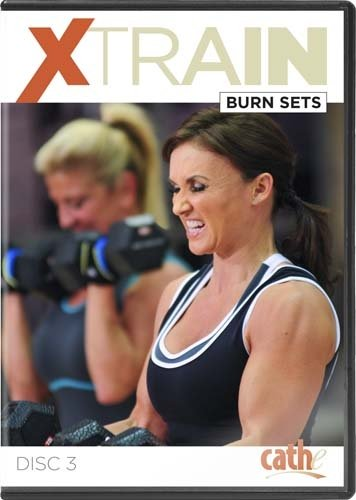 Cathe Friedrich's XTrain Series: Burn Sets DVD