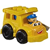 Mega Bloks Megabloks Lil Vehicles - Sonny School Bus