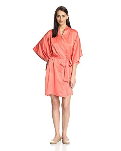 Natori Women's Charmeuse Essential Robe