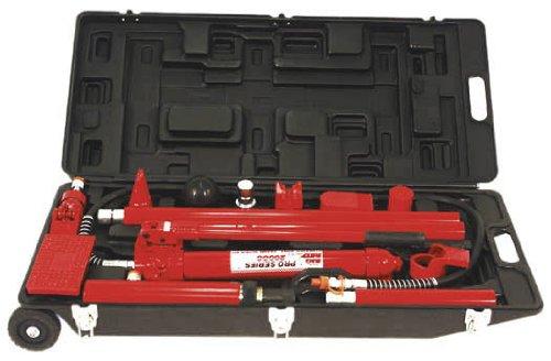 Torin T71001 Porta Power with Wheel Case - 10 Ton