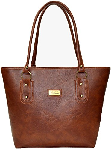 Utsukushii Women's Handbag (Brown) (BG502I)