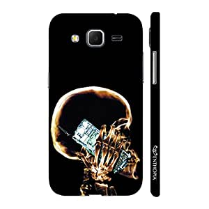 Enthopia Designer Hardshell Case EVERY X-RAY VIEW Back Cover for Samsung Galaxy Core Prime