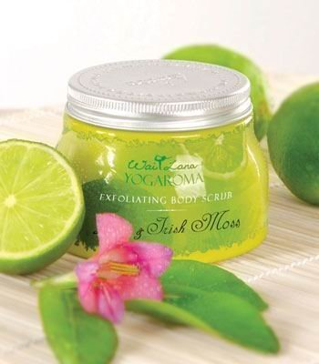 Wai Lana Lime & Irish Moss Exfoliating Body Scrub