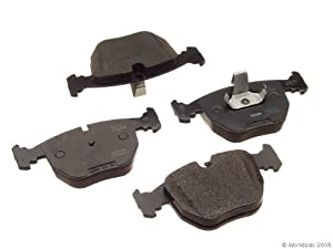 OES Genuine Brake Pad Set for select BMW M5 models