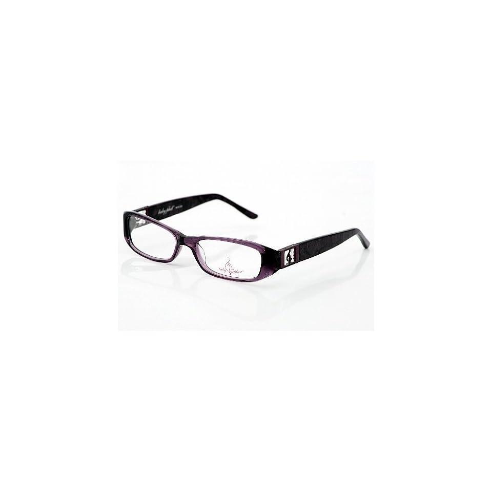 817ad818e5e4 BABY PHAT 230 Eyeglasses Plum Optical Frame Clothing on PopScreen