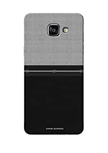 Sowing Happiness Printed Back Cover for Samsung Galaxy A7 2016